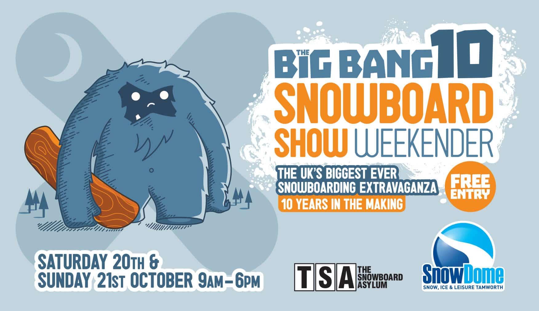 Big Bang Tamworth Uk