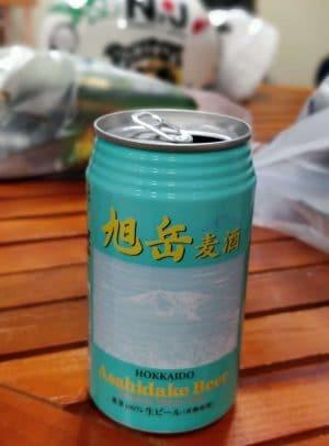 Asahidake beer