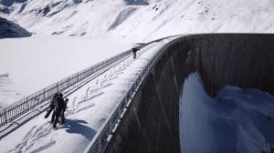 Zinal Grimentz Dam