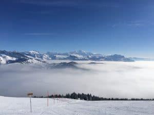 Ski Touring Piste Morzine les gets