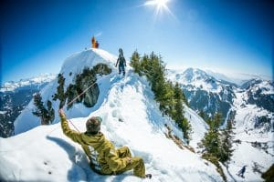 backcountry snowboard course europe