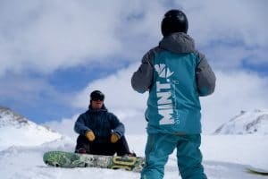Private Snowboard Lessons Morzine