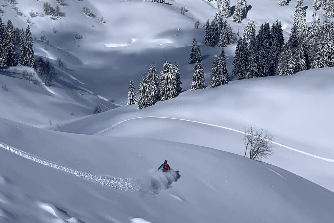 Splitboard Course Europe