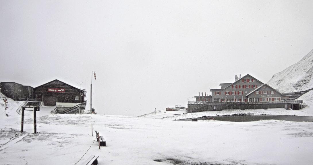 snow in engelberg