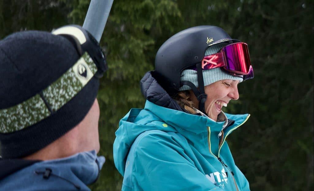 Snowboard Lessons Avoriaz