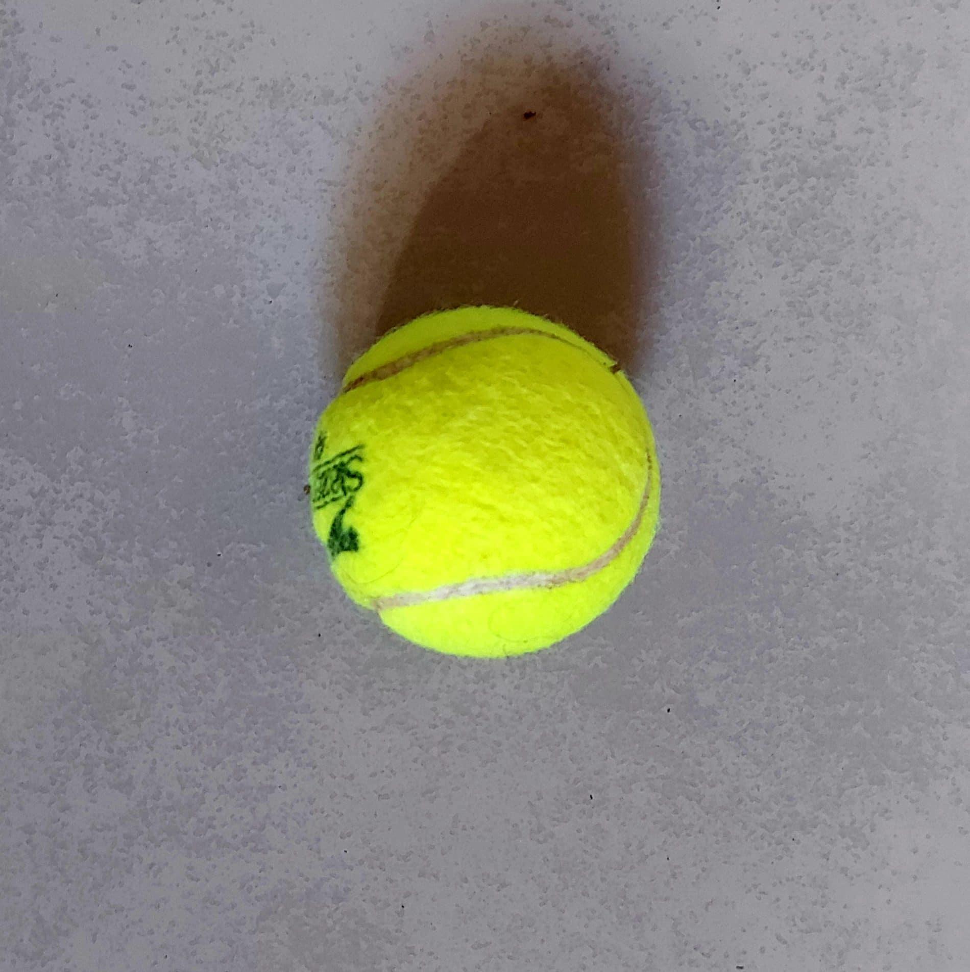 tennis ball massage exercises