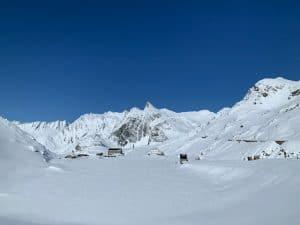Col Du Grand Saint Bernard Italy