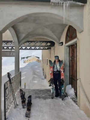 Refuge Grand Saint Bernard