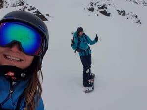 Splitboarding Trip Swiss Alps
