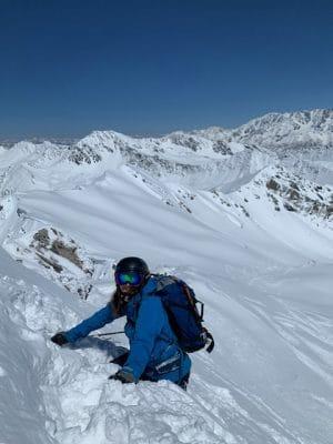 Summit Mont Fourchon