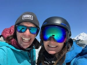 Summit Selfie Mont Fourchon