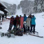 technical snowboard camp