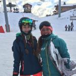 Anna Snowboard Instructor