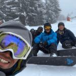Iban Snowboard Instructor Morzine
