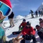 Jorge Snowboard Teacher Morzine